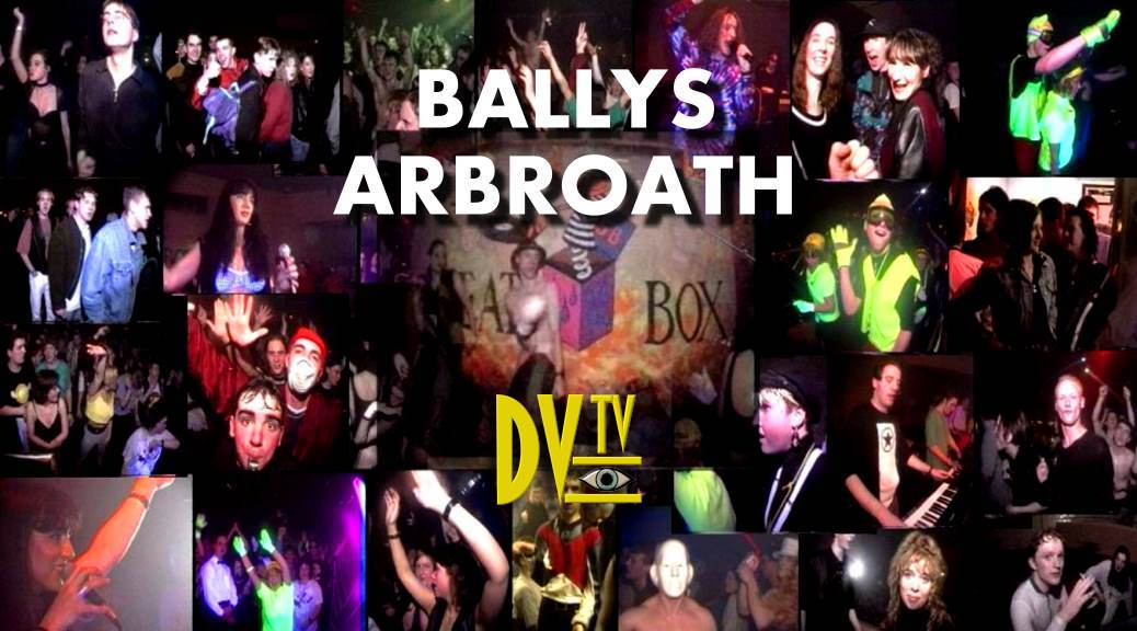 Sweatbox Ballys Arbroath