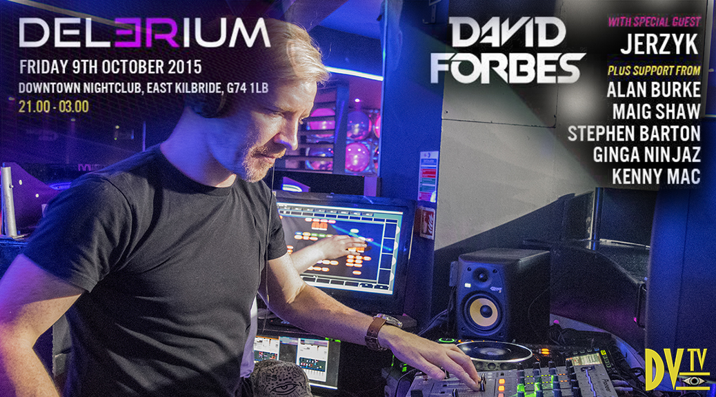 Delerium Presents David Forbes